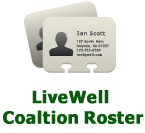 LiveWell Roster
